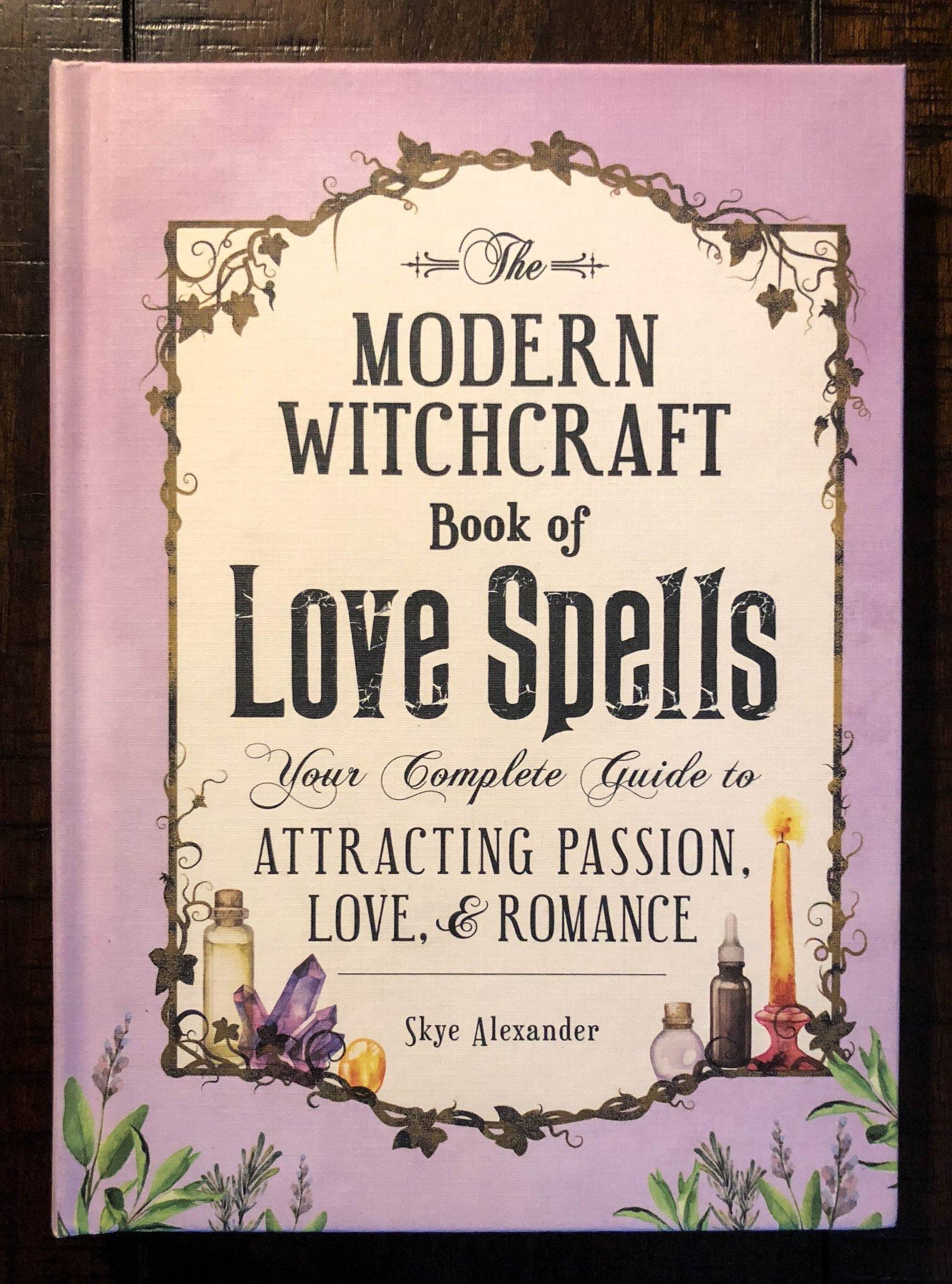 Book of Love Spells. -