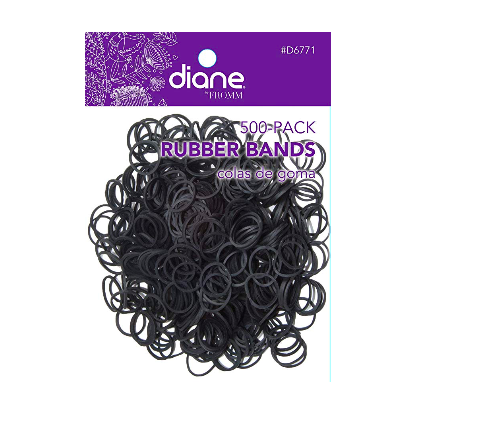 Hair Elastics - A quick and easy way to get this adorable curly-haired look: after your nightly shower, braid your hair and secure them with an elastic. In the morning, you will have gone from straight to wavy overnight!