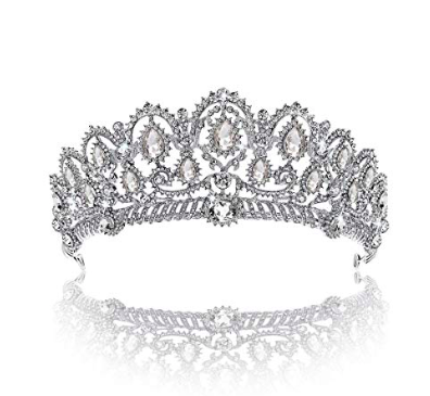 Crown - Every princess needs a crown.