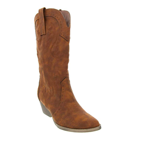Cowgirl boots - A good cowgirl boot never goes out of style.