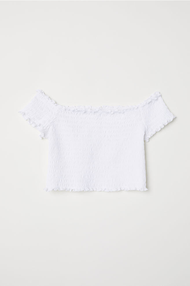 Smocked Top -
