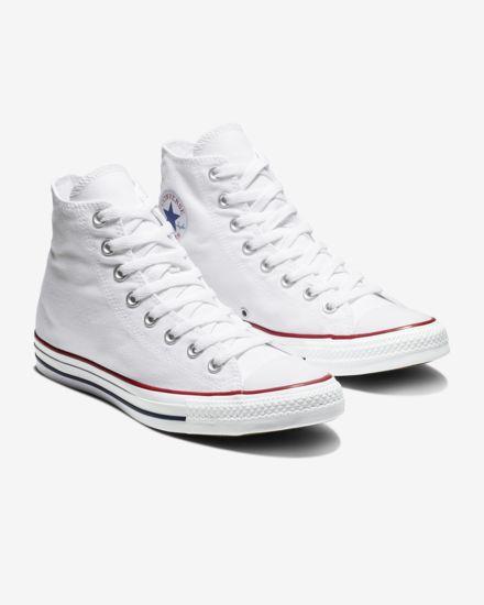 White converse -