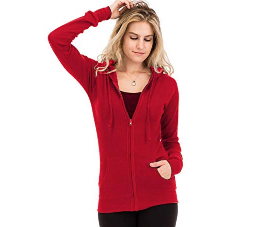 Red hoodie - Dancer or not, it's time to look like you're part of the team!