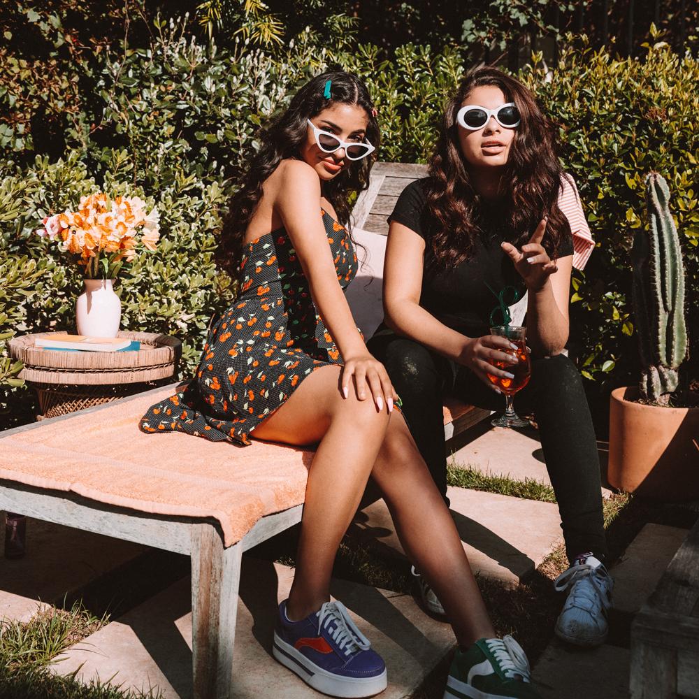 Vereena Sayed & Devenity Perkins