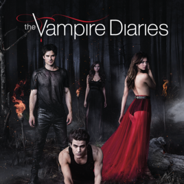 The Vampire Diaries - Some of the best-looking vampires of all time—don't @ me!