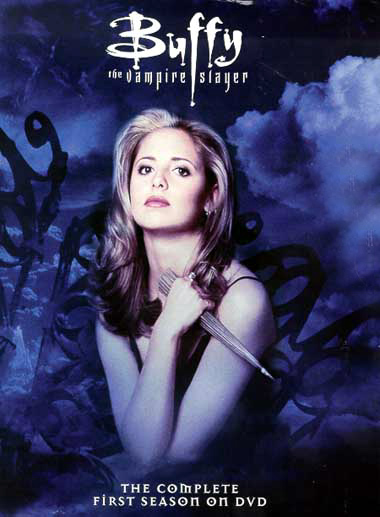 Buffy The Vampire Slayer - Buffy may be anti-vampire, but this show is still one of the coolest representations of vampires in pop culture of all time.