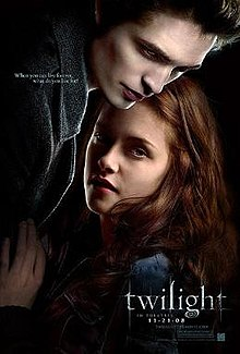 Twilight - I saved the best for last! This entire series warms my heart. The most epic love story + vampires = endless entertainment. This one NEVER gets old. And don't forget to check out the killer soundtrack!