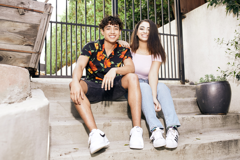 Jabez Villalobos & Devenity Perkins