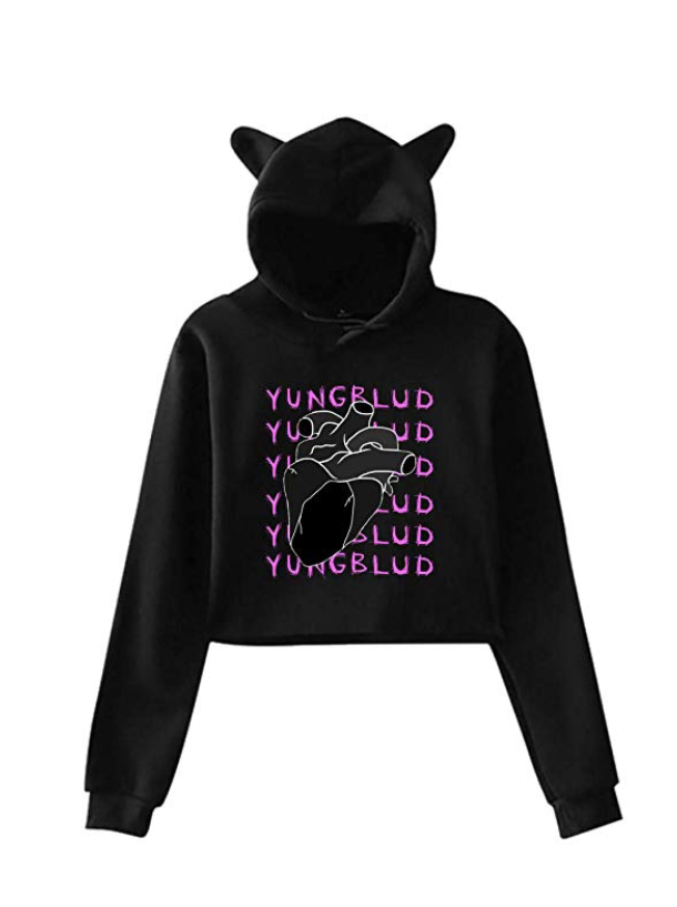 Yungblud Hoodie - Fiona tears up her Yungblud tickets, but you don't have to! Represent her favorite band with this sweet hoodie. Major Fiona vibes!