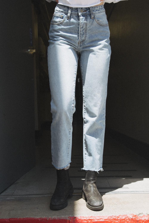 Millie Light Wash Jeans -