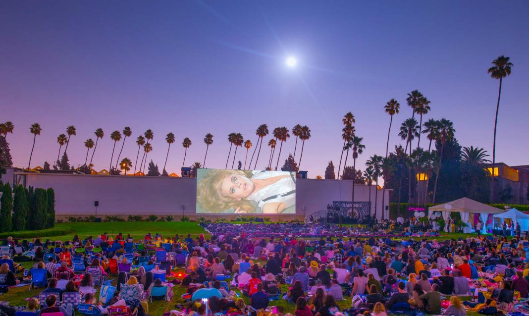 5. See an outdoor movie - There's nothing quite like watching a movie under the stars. Cinespia and Rooftop Cinema Club offer outdoor movies all Summer long. You can also always set up your own outdoor cinema by connecting a mini projector to your laptop!