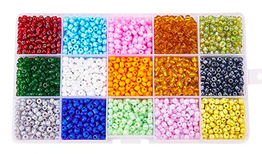 Seed beads - Size: 6/0
