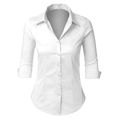 White blouse -