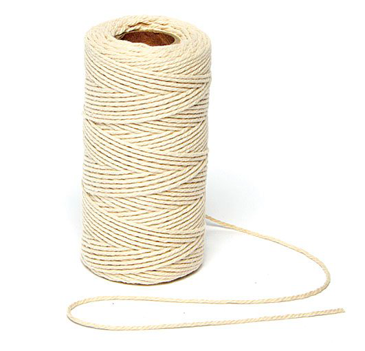 Cotton string -