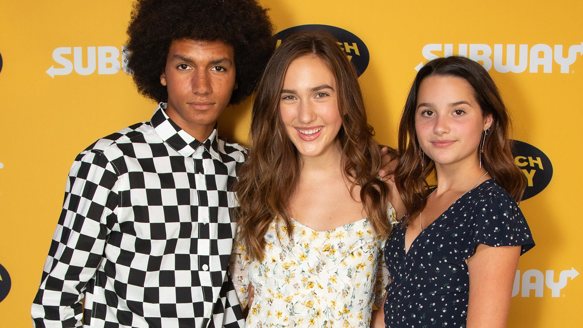 Brat x SUBWAY's Fall Launch Party! - On September 3, the Brat crew (and friends) celebrated the premiere of three exciting fall shows: Chicken Girls, Zoe Valentine, and Total Eclipse!