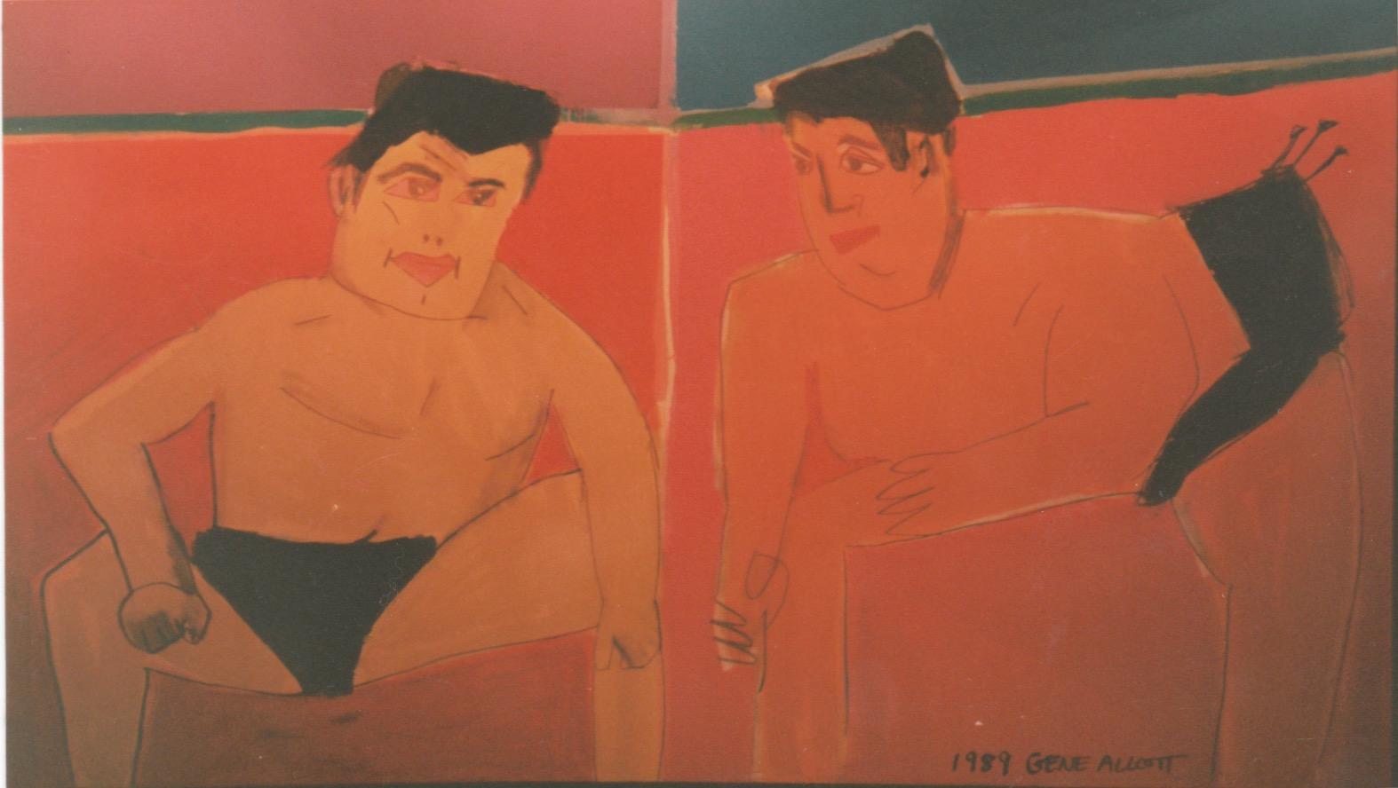 Sumo, 1989