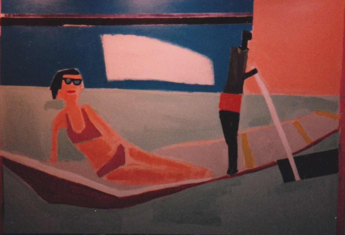 Boating Beauty, 1986