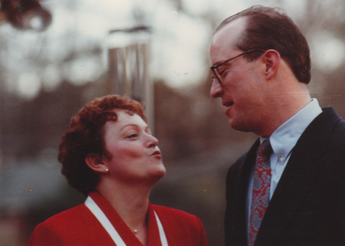 Married on Valentine's Day: Mary Alice Giblin and Gene Allcott