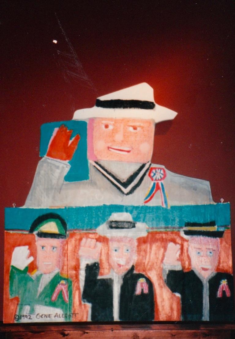New World Order, 1992