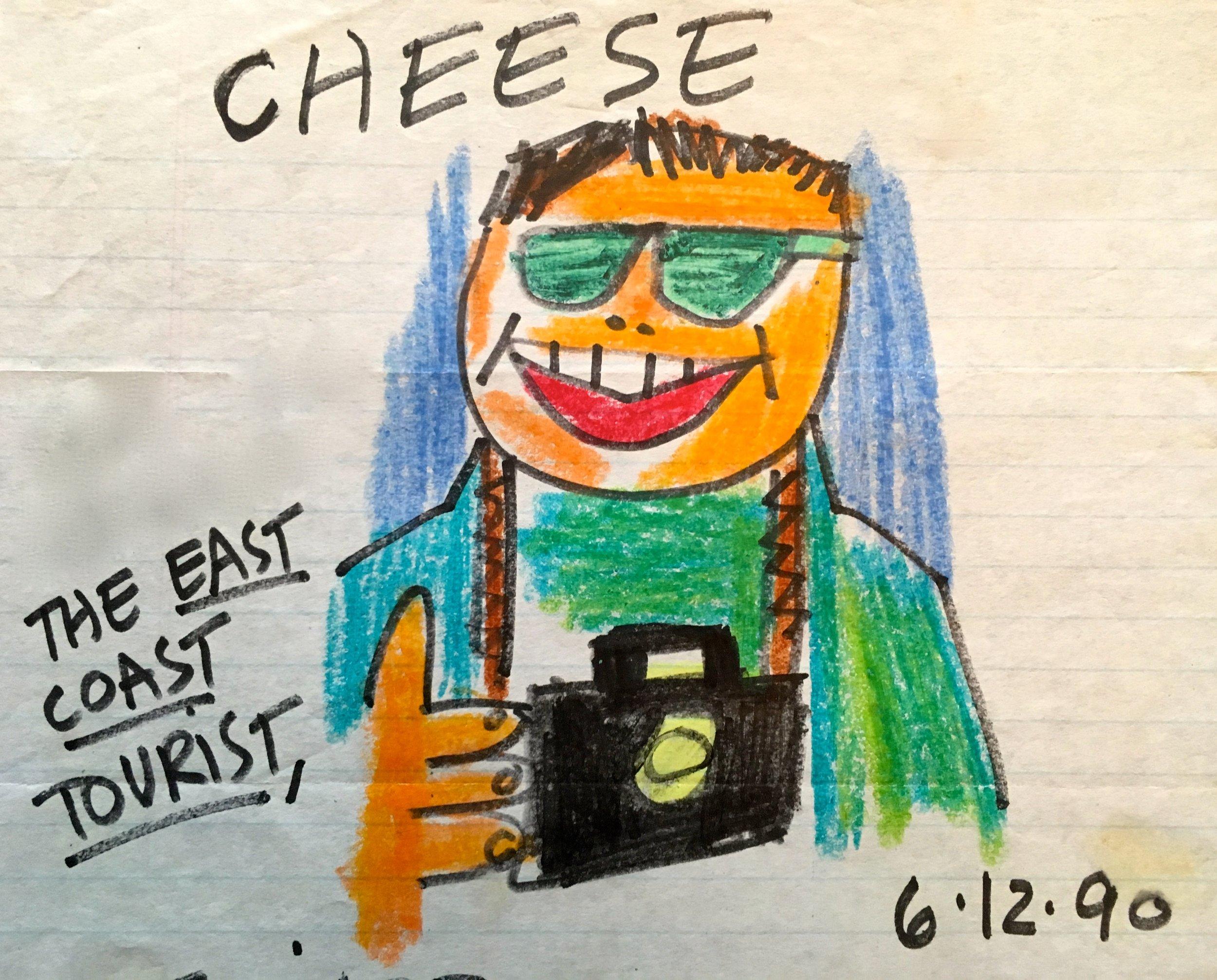 East Coast Tourist, 1990