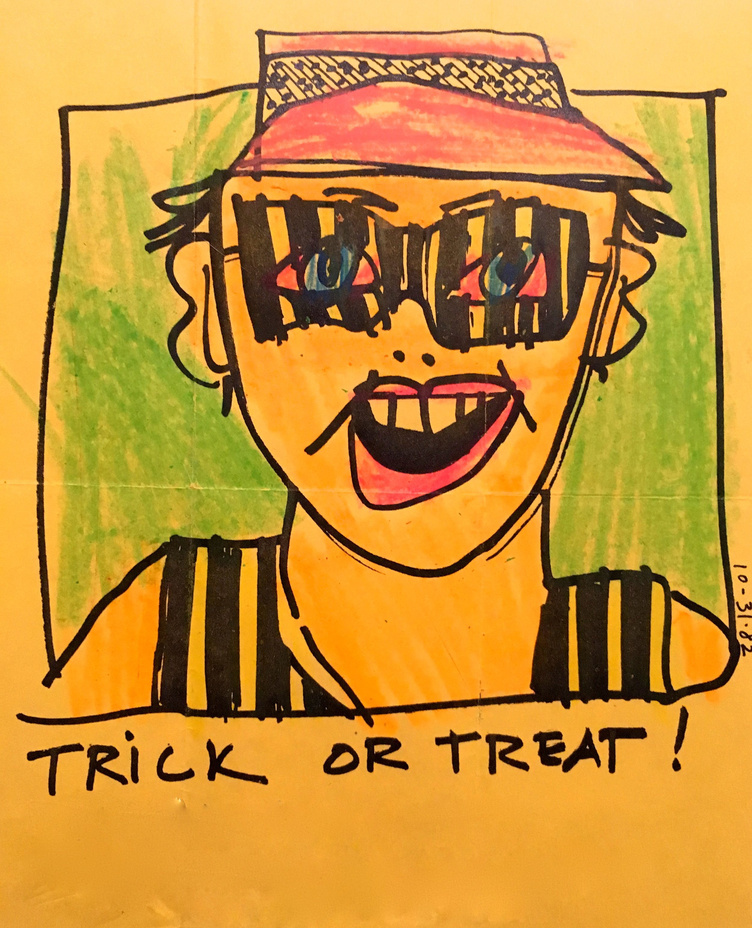 Trick or Treat, 1982