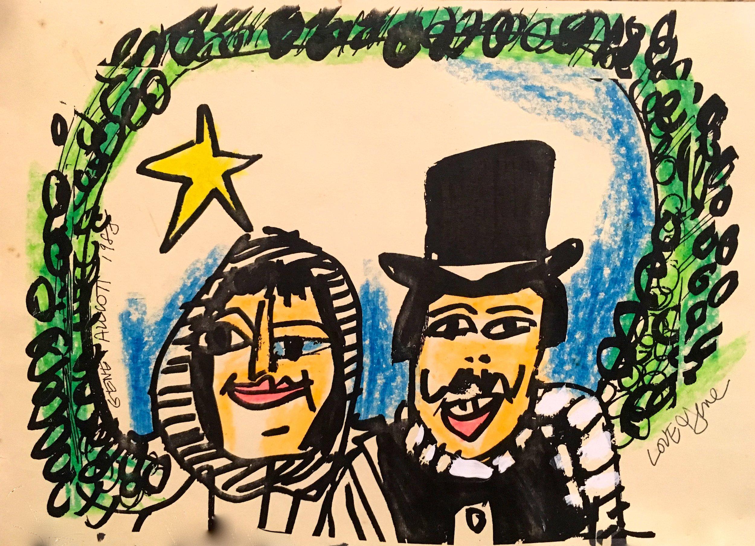 Top Hat, 1980