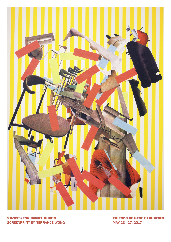 2017 FOG Exhibit Invitation, Terrance Wong