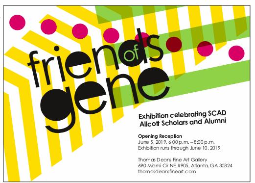 2019 FOG Exhibit Invitation