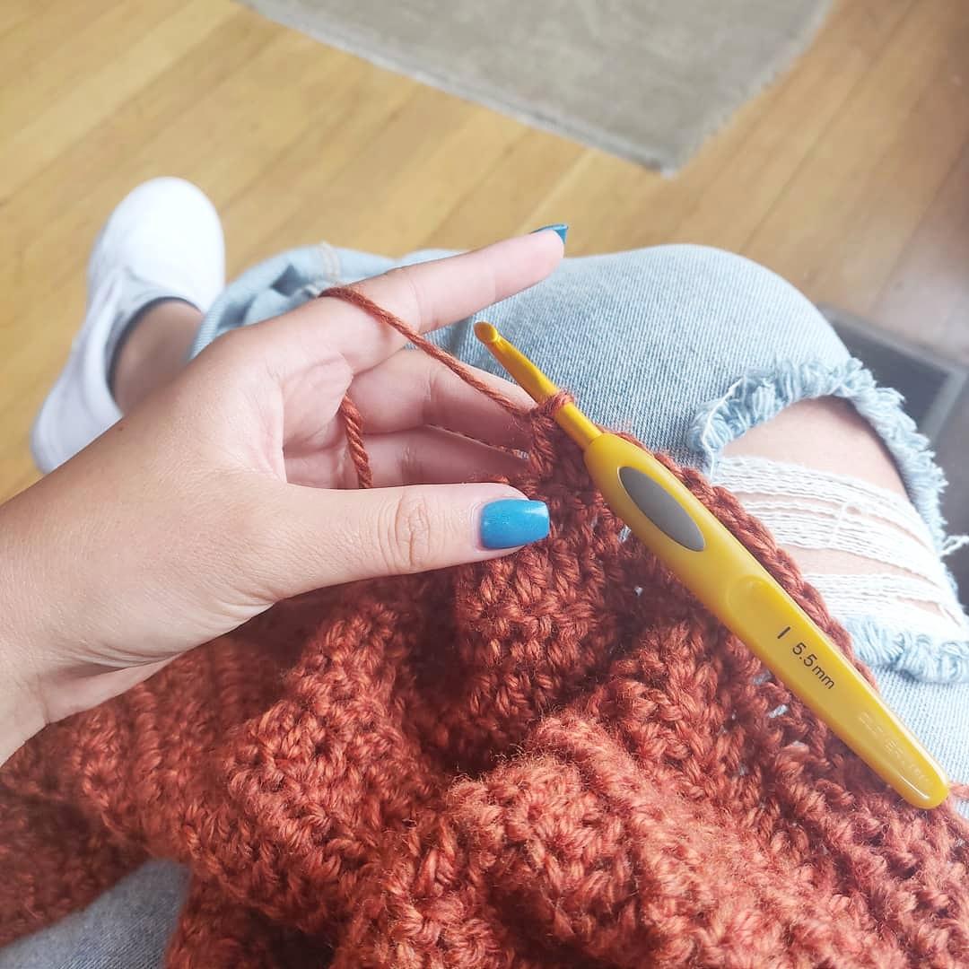 Basics of Crochet Stitches