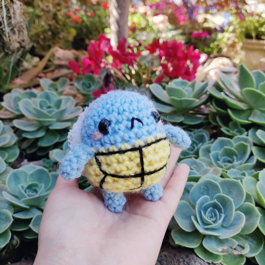 FAN ART: Squirtle