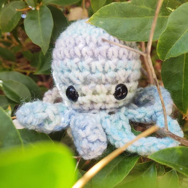 Somewhere beyond the sea 🌊. Somewhere waiting for YOU 🐙. Pastel krakens🦑 are ready to adopt in the Shops. All orders are 15% off till' July 30th 🍬. - - - -  #amigurumi #crochet #makersmovement #makersgonnamake #handmade #stocktonca #california #pastel #pink #blue #colorful #sea #ocean #jellyfish #octopus #sealife #fiberart #artist #handmade #fairykei #bubblegum #delicious #anime #convention #craftfair #shoplocal #shophandmade #shopsmall #gift #baby #yarncircus
