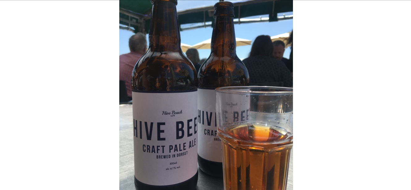 The Hive tasty pale Ale