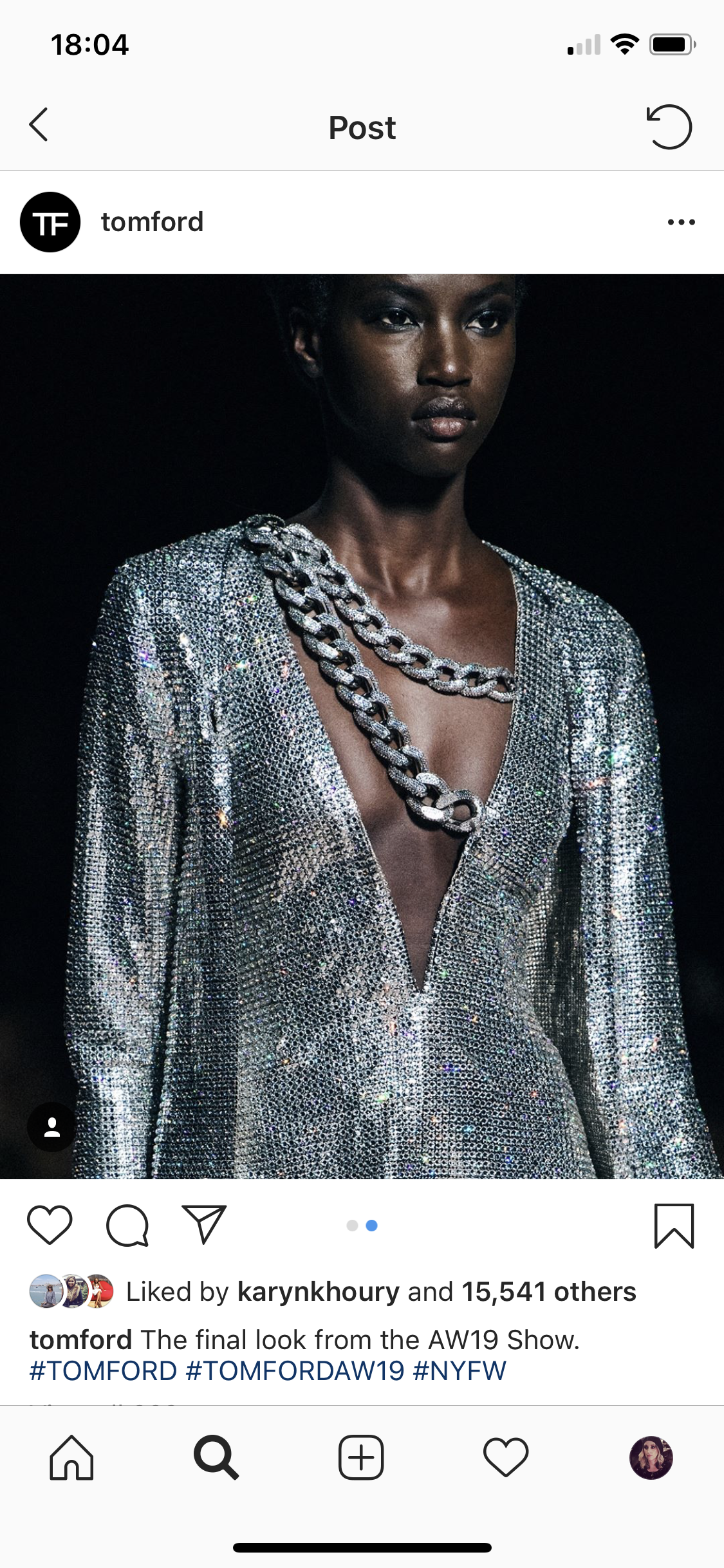 Yes to the chain details. Stunning!