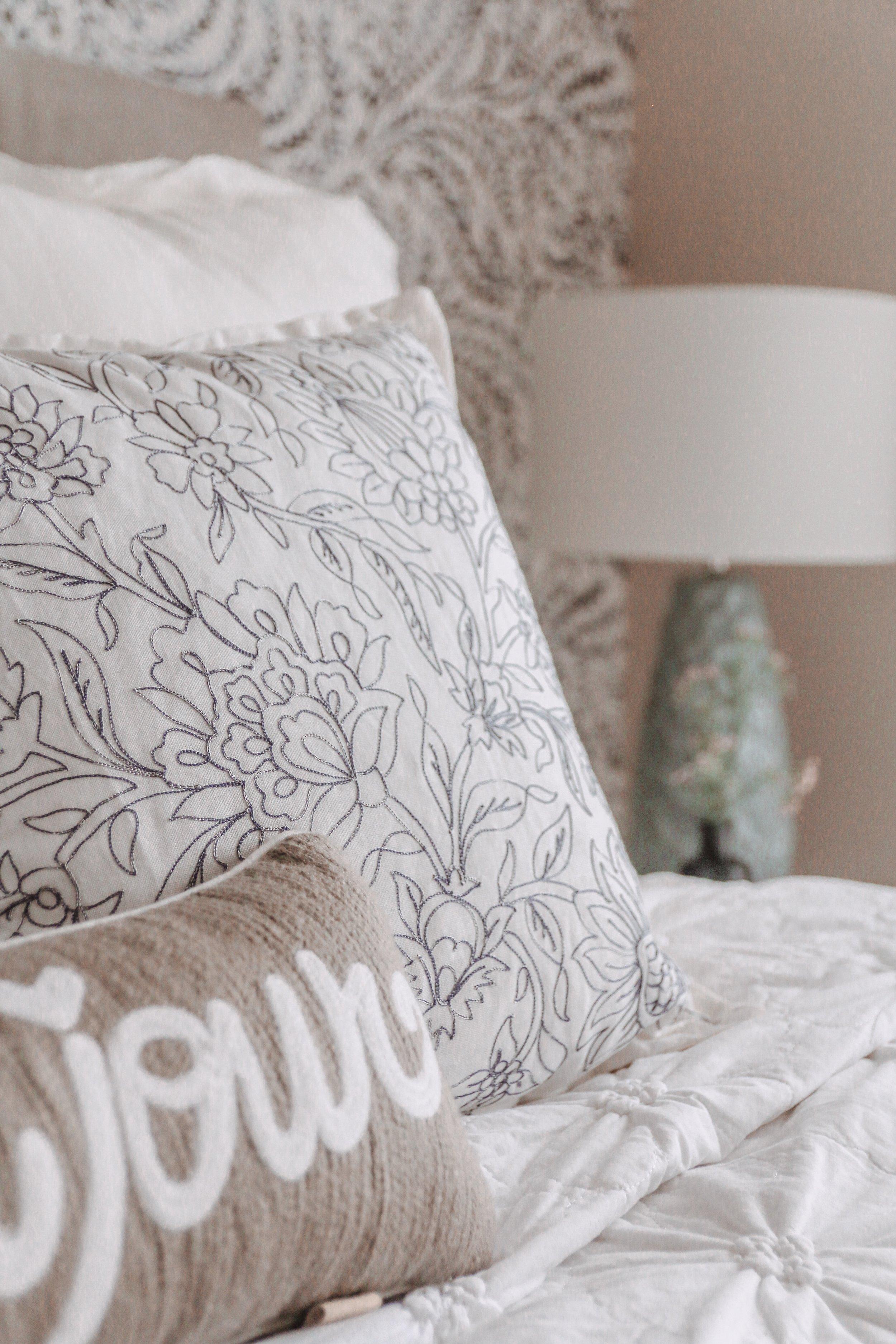 guest room re-design