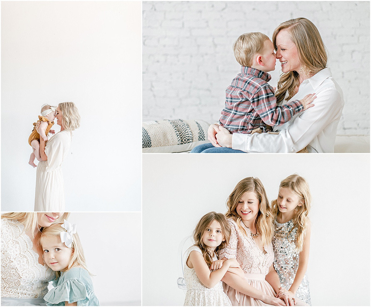 Kate Marie Portraiture Dallas Motherhood Photographer Mommy and Me Petite Sessions Flower Mound Family Photographer 2.jpg