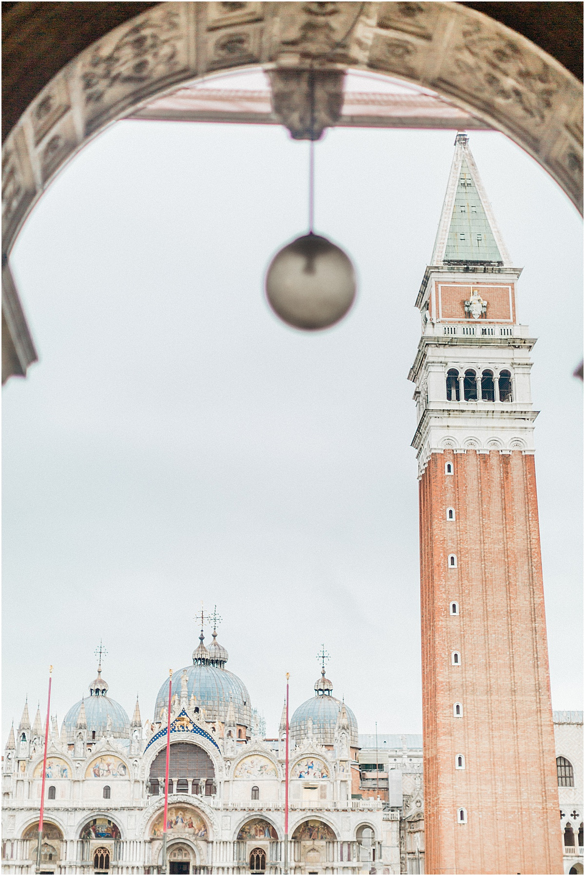 Piazza San Marco St Marks Basilica St Marks Campanile Bell Tower Kate Marie Portraiture.jpg
