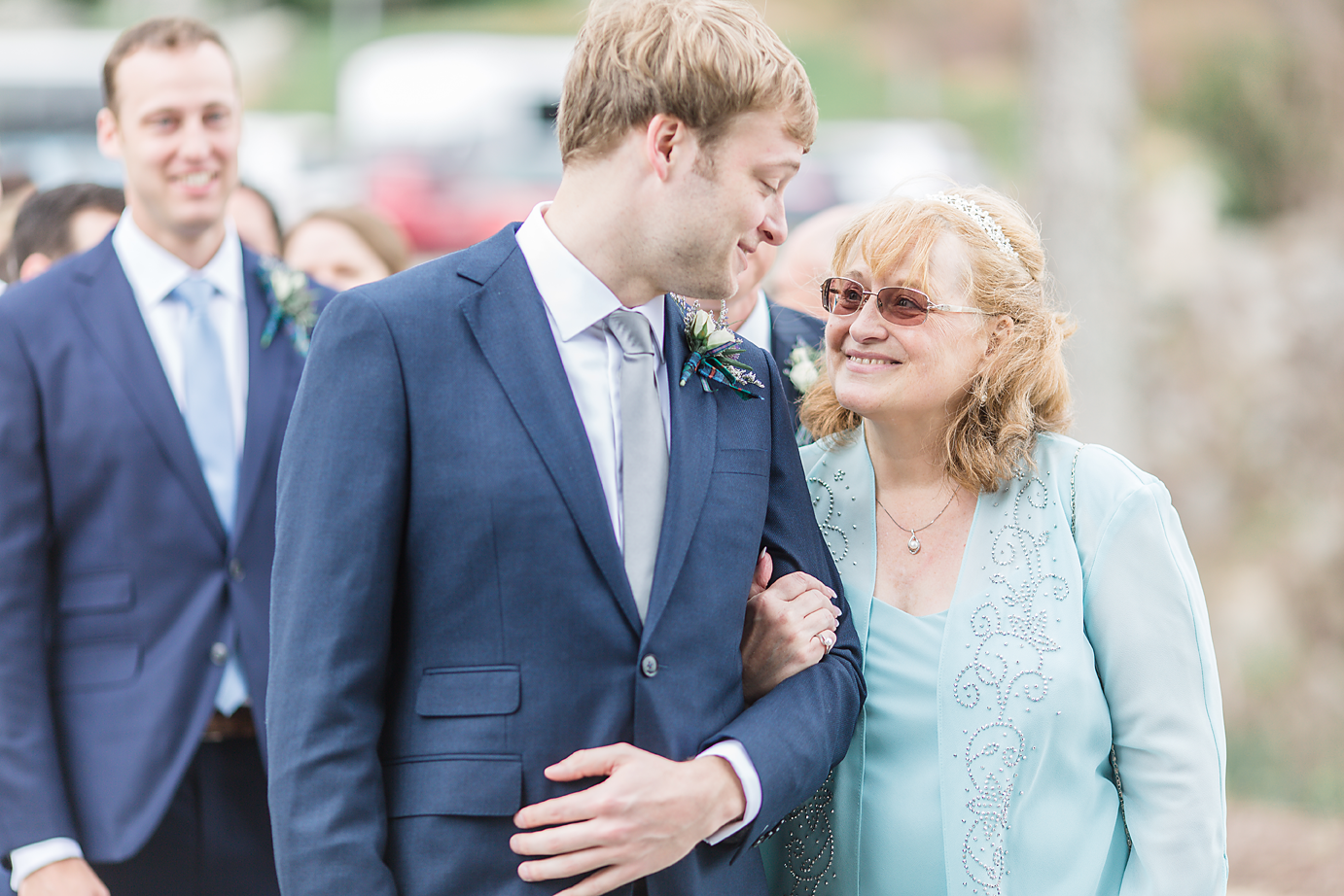 Dallas Wedding Photographer Glassy Mountain Chapel Greenville South Carolina scottish wedding best man and mother of groom kate marie portraiture.png