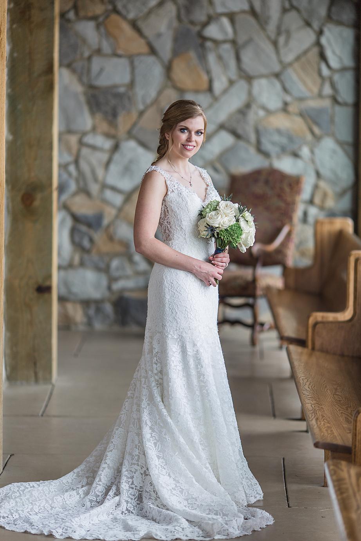 Dallas Wedding Photographer Glassy Mountain Chapel Greenville South Carolina scottish wedding bridal portrait kate marie portraiture.png