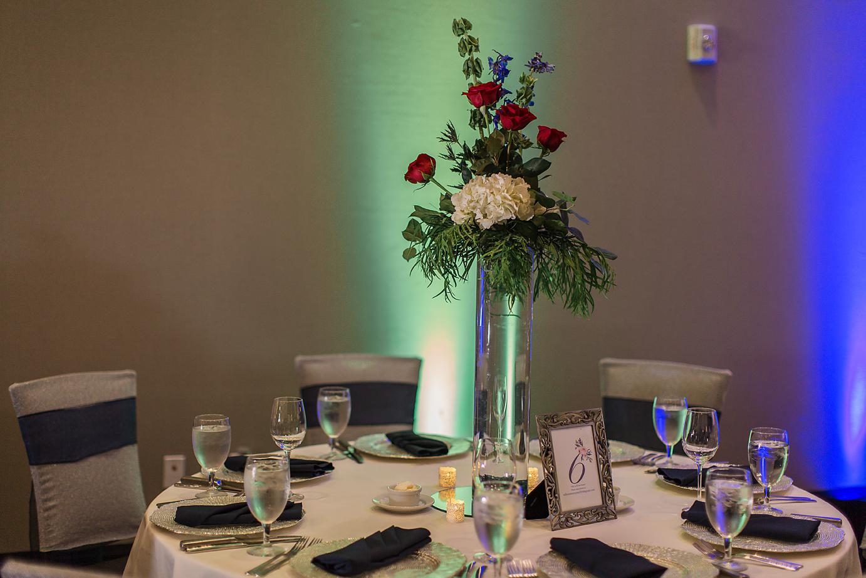 Dallas Wedding Photographer Greenville SC  Falls Park scottish wedding reception table flowers kate marie portraiture.png