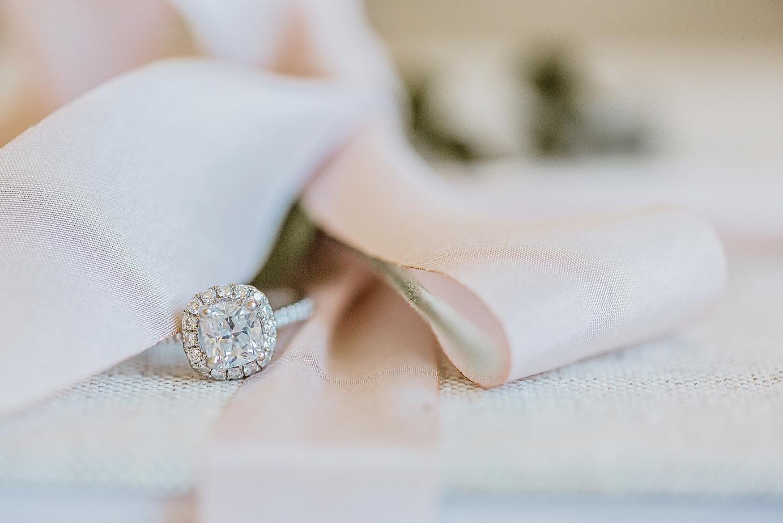 Dallas Wedding photographer Rustic Grace Estate wedding day details diamond ring ribbon Kate Marie Portraiture.png