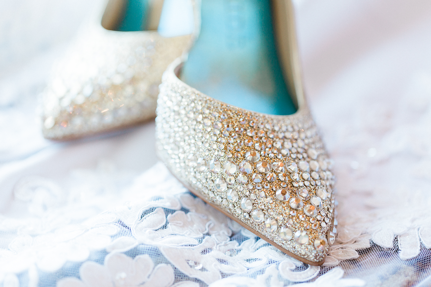 Dallas Wedding photography Las Colinas Country Club brides shoes Kate Marie Portraiture.png
