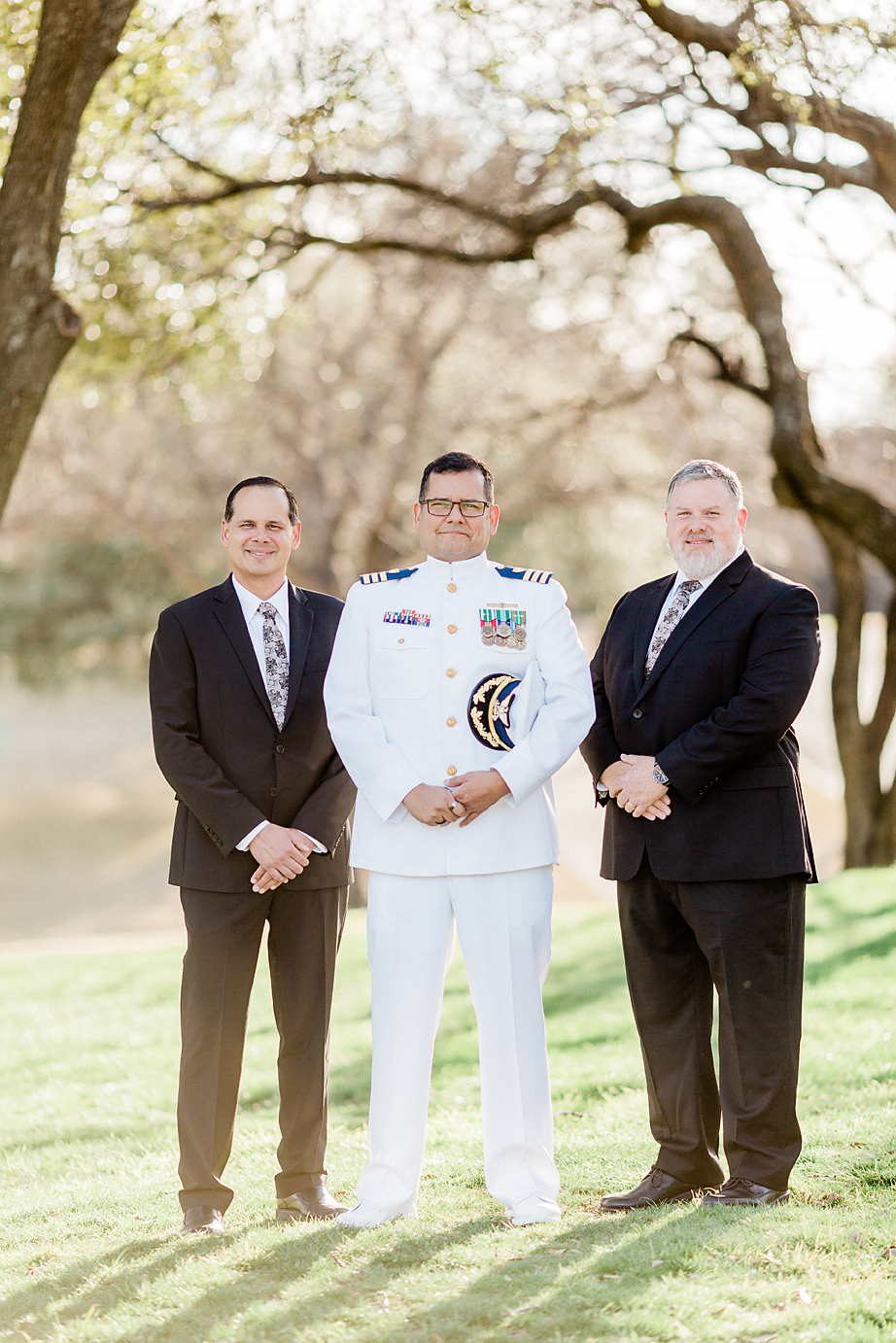 Dallas Wedding photography Las Colinas Country Club groom and groomsmen Kate Marie Portraiture.png