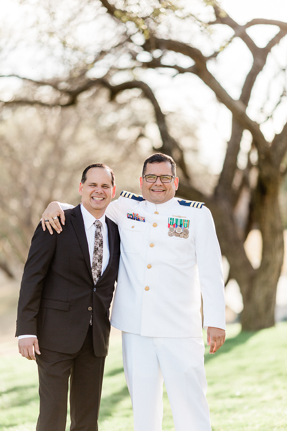 Dallas Wedding photographer Las Colinas Country Club groom and best man Kate Marie Portraiture.png