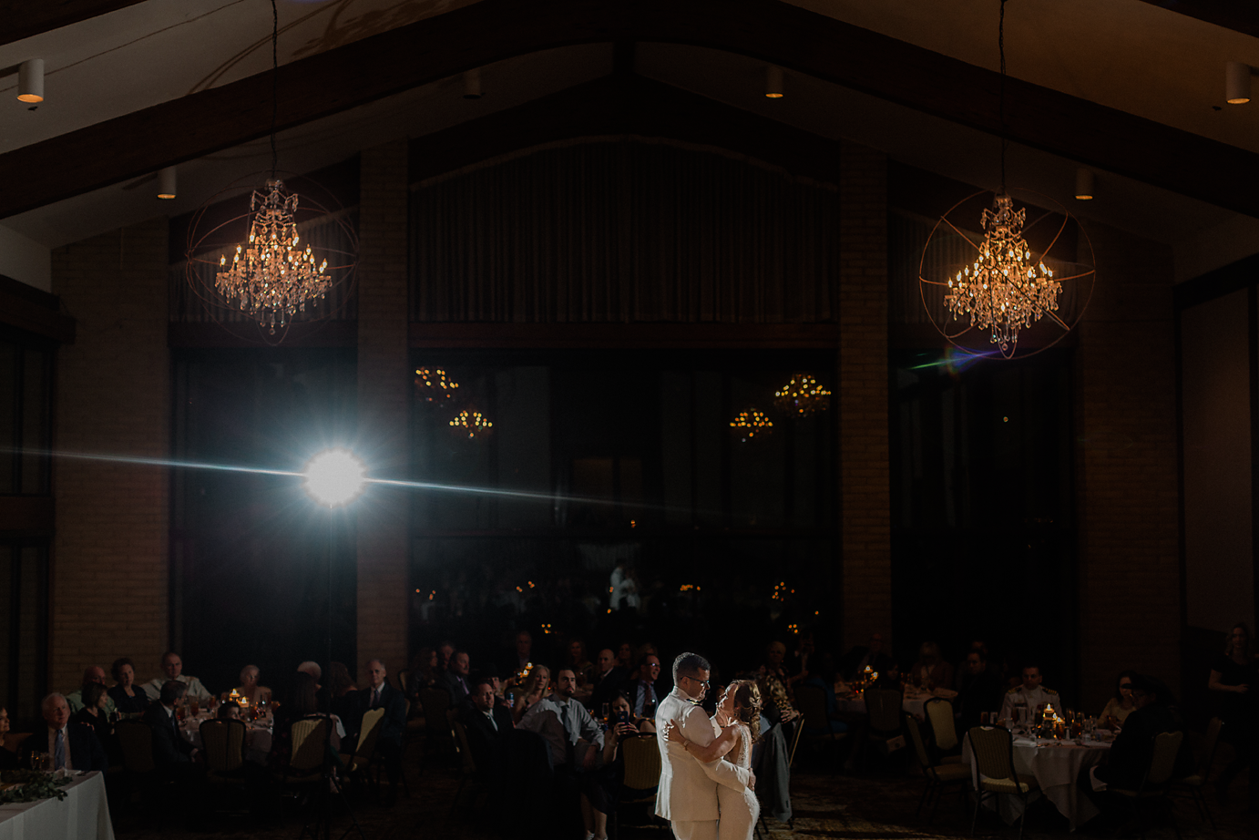 Dallas Wedding photography Las Colinas Country Club first dance Kate Marie Portraiture.png