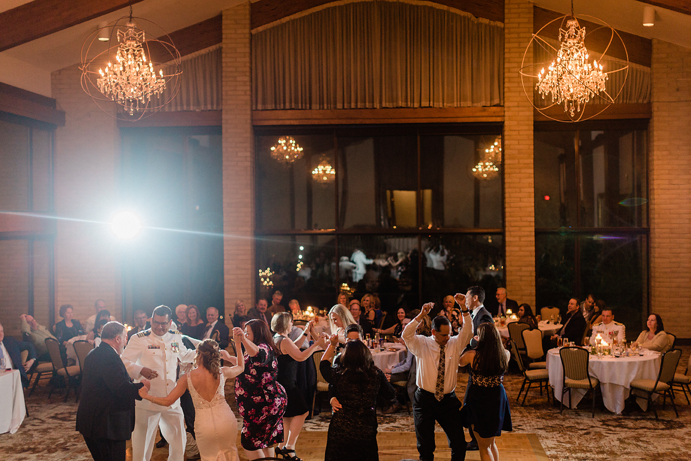 Dallas Wedding photographer Las Colinas Country Club reception dancing Kate Marie Portraiture.png