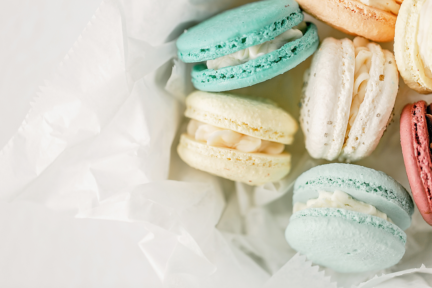 Dallas Food Photographer Flower Mound The Flour Shop French Macarons Kate Marie Portraiture 1.png