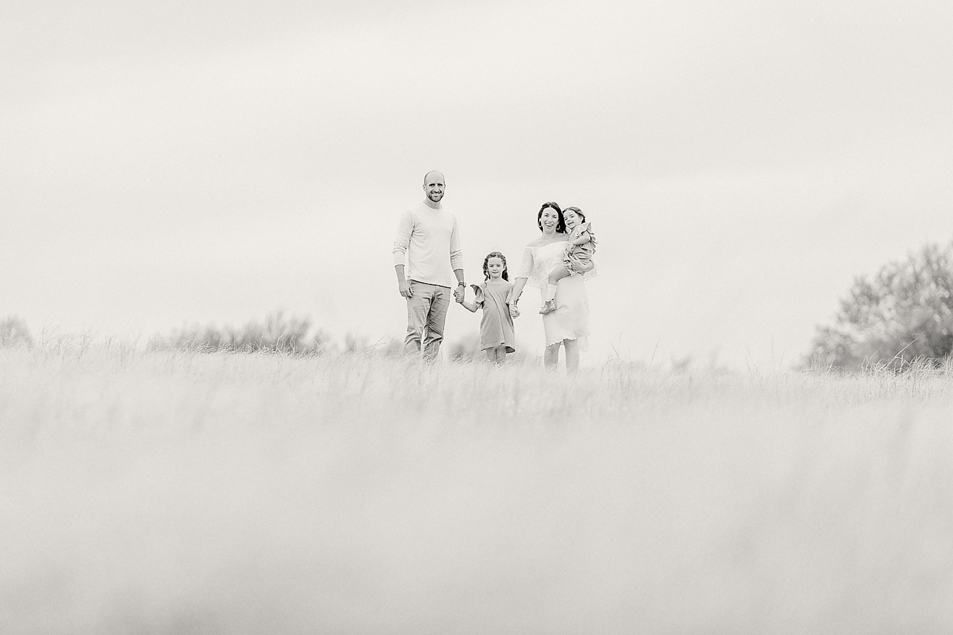 The Meadows | Flower Mound Family Portraits
