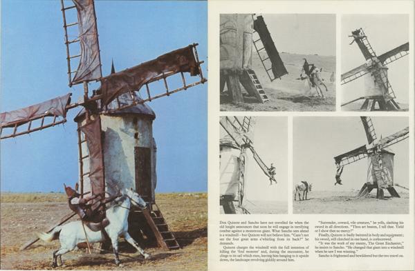El Hombre de la Mancha, de Arthur Hiller (1972), con Sophia Loren y Peter O'Toole. Filmoteca Española