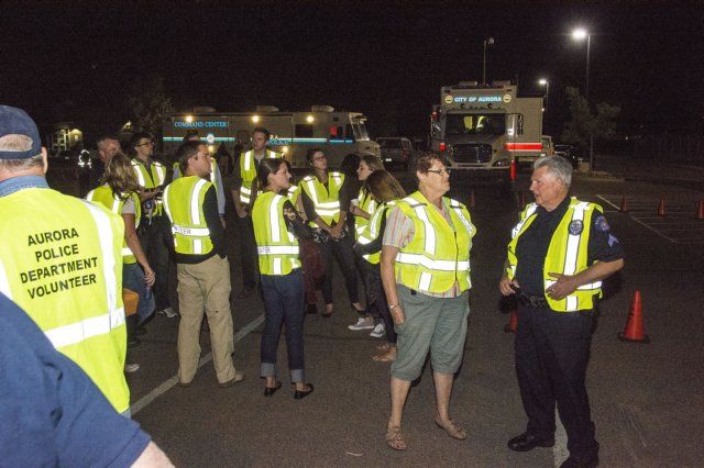 DUI Checkpoint Volunteers