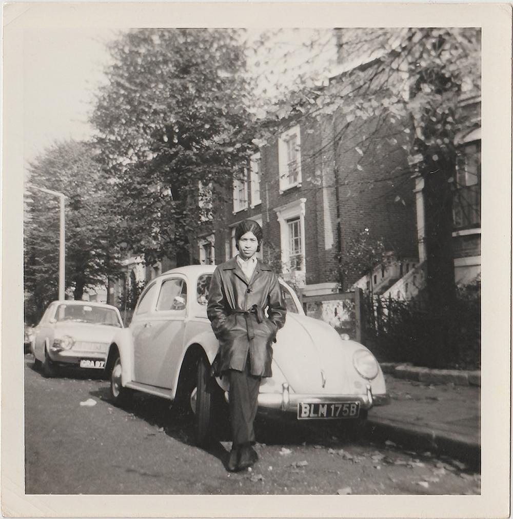 Albion Square 1966